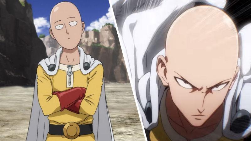 Saitama de One-Punch Man cambia de nuevo con el cosplay