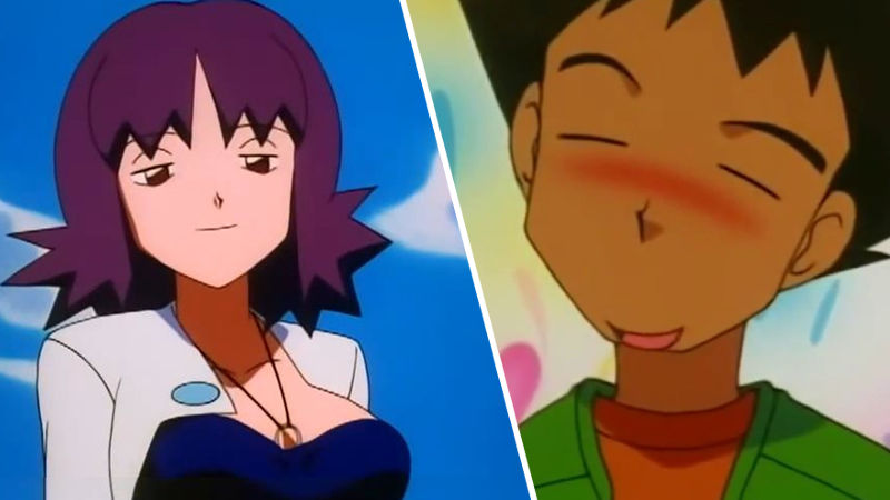 Pokémon: ¿Era lesbiana la Profesora Ivy del anime?