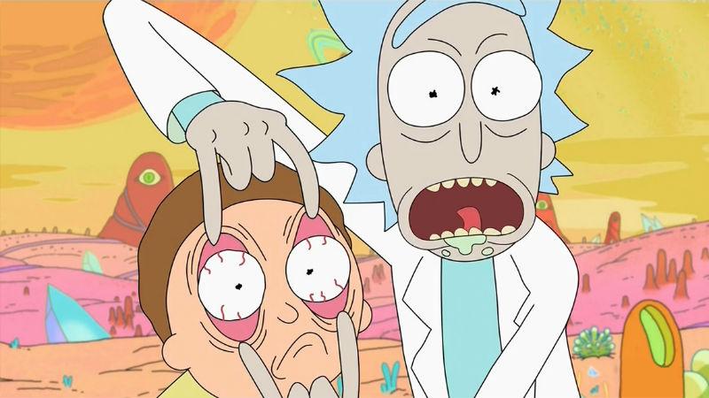 Rick y Morty Quinta Temporada