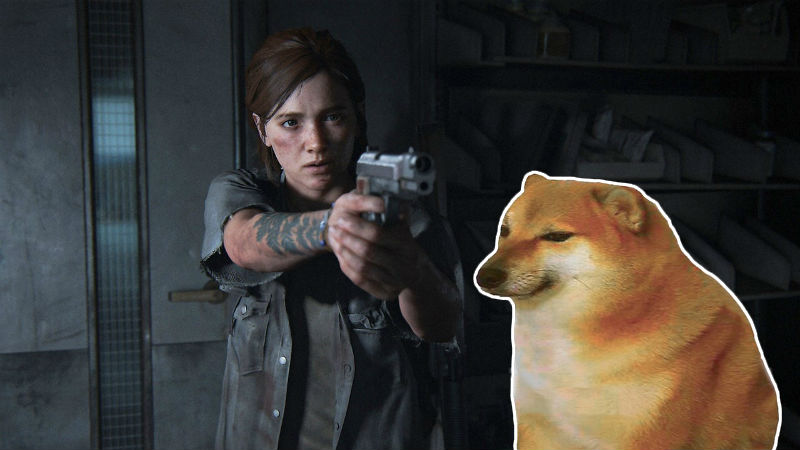 The Last of Us 2 con Cheems