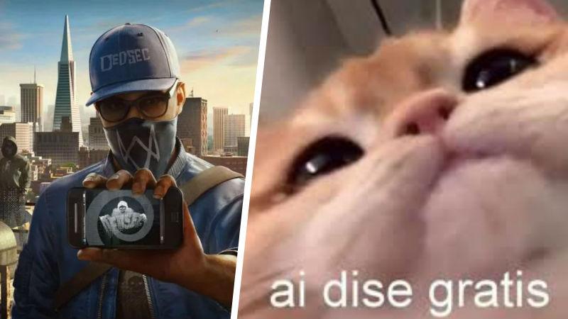 Imagen de Watch Dogs 2 Ai Dice Gratis