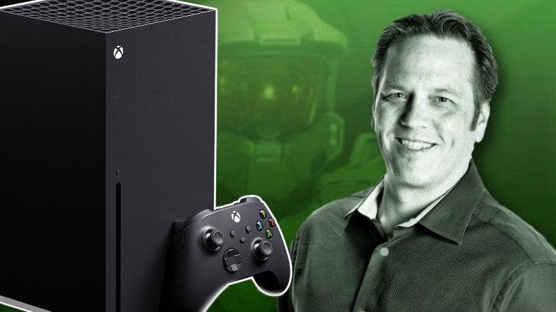 Xbox Series X con Phil Spencer