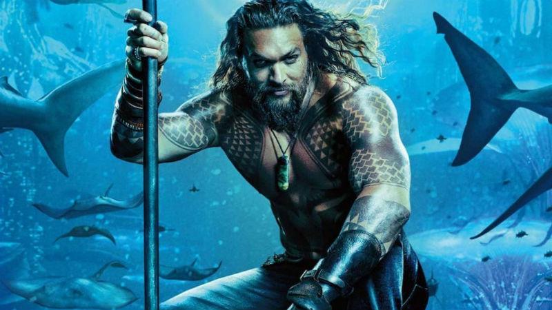Aquaman 2 poster