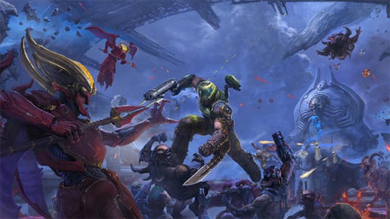 Se anuncia la fecha de lanzamiento para el DLC de Doom Eternal
