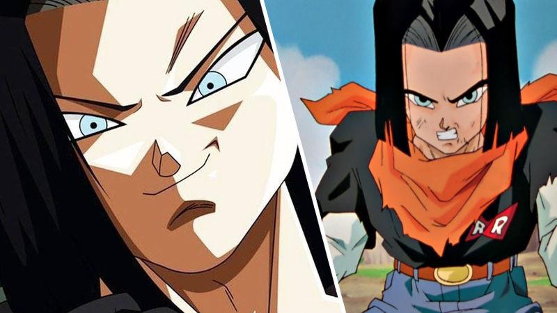 Dragon Ball Z: Androide No. 17 cambia de sexo de nuevo por el cosplay