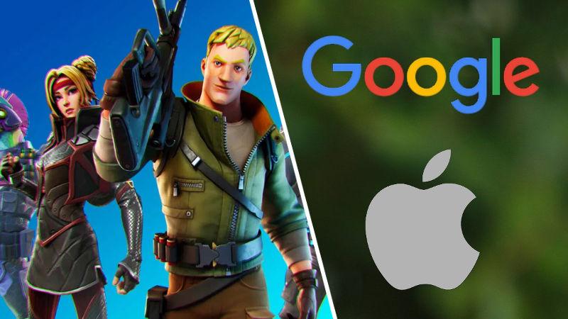 Epic Games se lanza en contra de Apple y Google y los demanda por monopolio