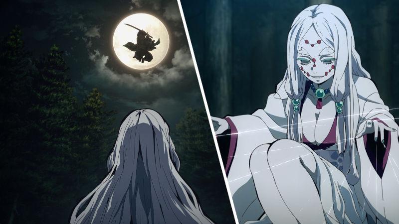 Mother Spider Demon de Kimetsu no Yaiba consigue nuevo cosplay