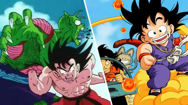 Fans comparten su cariño por la primera serie de Dragon Ball