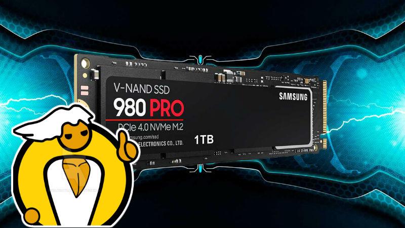 PC Samsung Memoria SSD