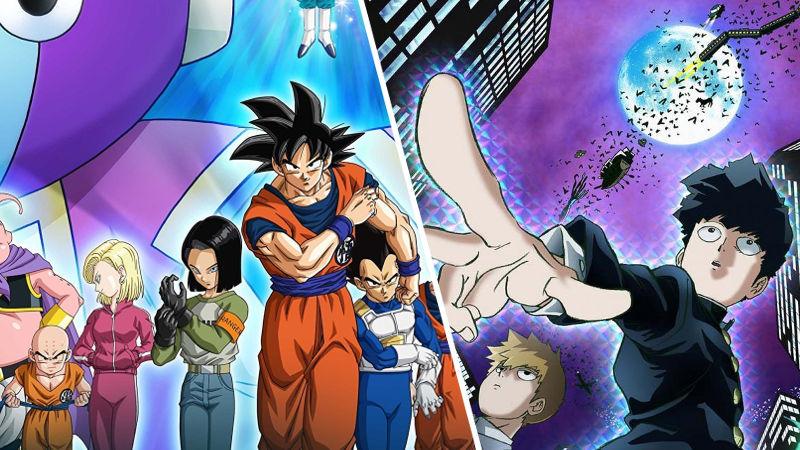 Toonami regresa a Latinoamérica con Dragon Ball y Mob Psycho 100