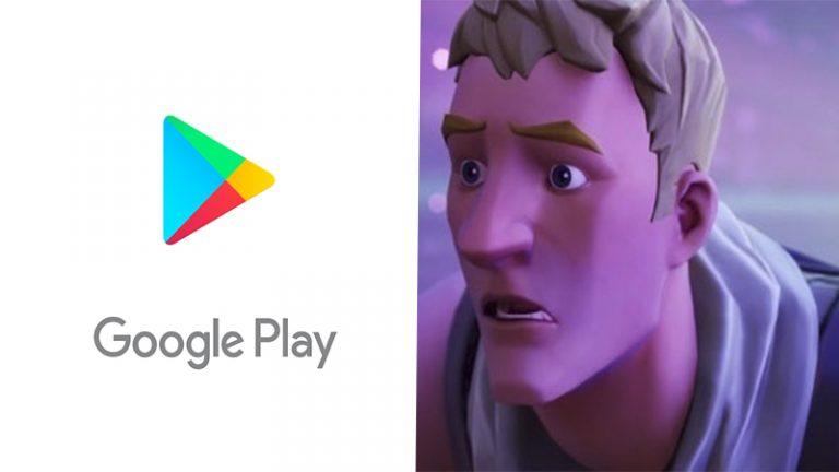 Retiran a Fortnite de la Play Store