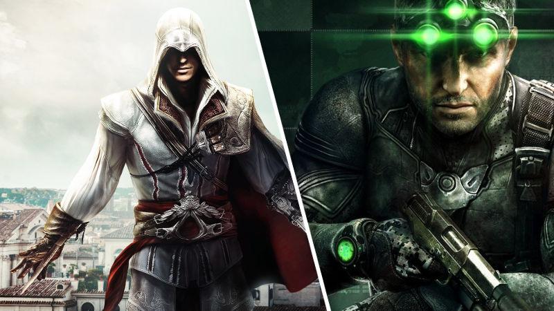 Nuevos Assassin's Creed y Splinter Cell están en desarrollo
