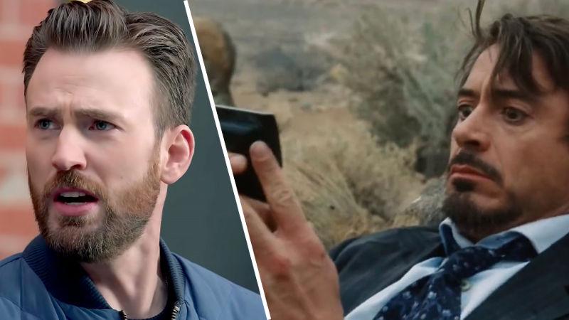 Chris Evans - #ChrisEvansPack: El actor se hace viral por compartir su 'pack' por error