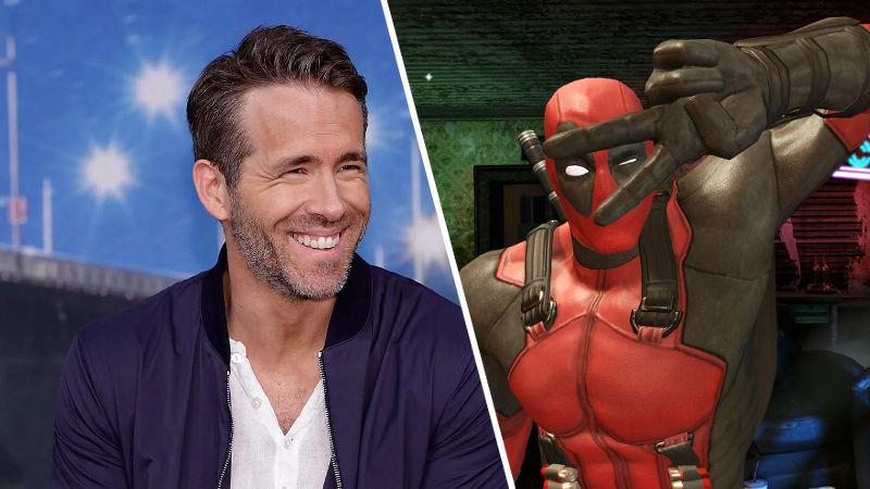 Quieren secuela del juego de Deadpool con Ryan Reynolds