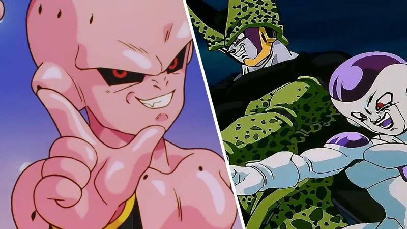 Dragon Ball: Así se vería la fusión de Freezer, Cell y Majin Buu