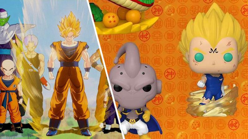 Dragon Ball Z: Conoce los nuevos Funko Pop! que están en camino