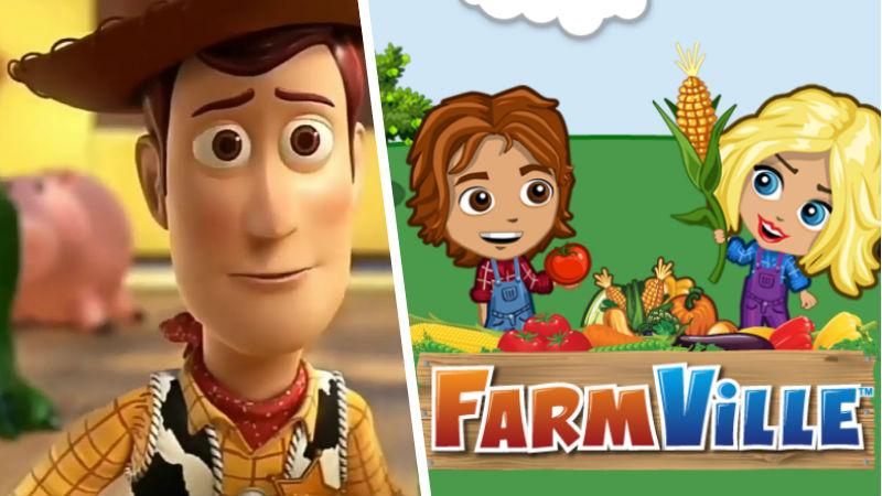FarmVille-Facebook