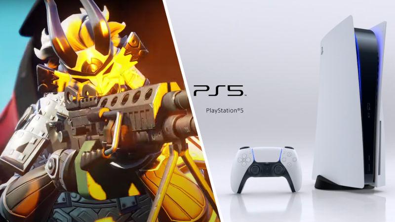 Fortnite confirmado para PlayStation 5