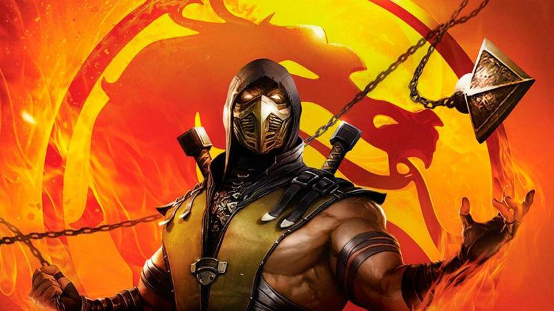 Scorpio de Mortal Kombat