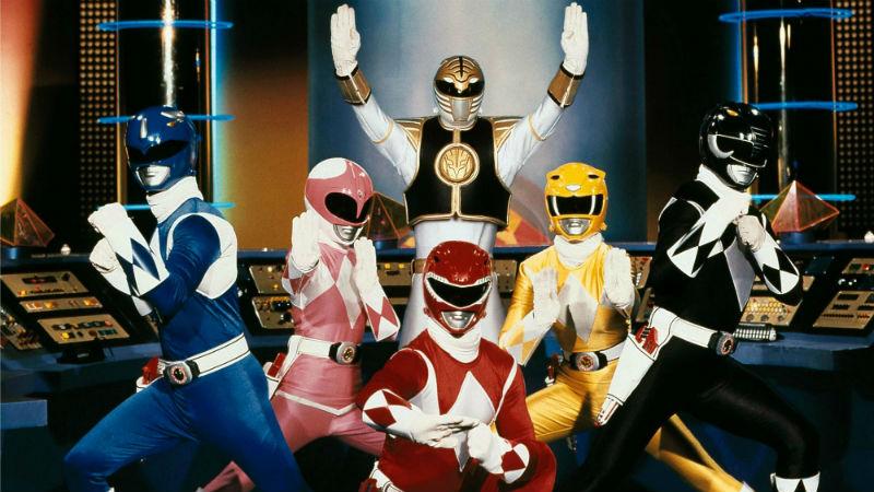 Test Power Rangers