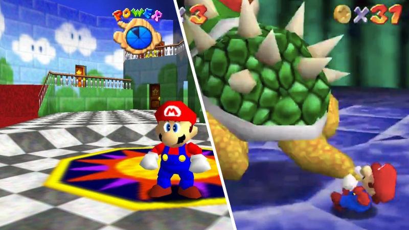 Super Mario 64 pierde a 'So long, gay Bowser'