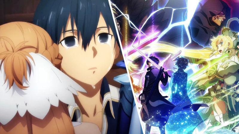 Sword Art Online: Kirito y Asuna se reúnen en la realidad