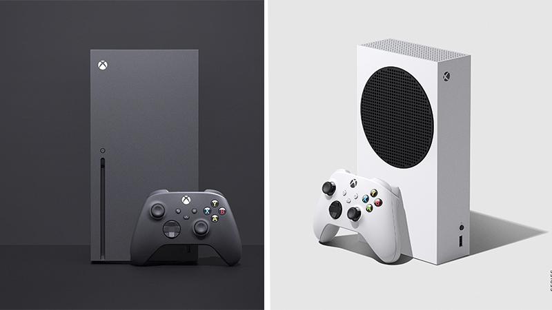 Juegos de lanzamiento para Xbox Series X y S