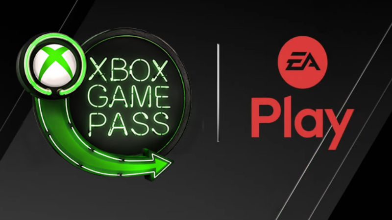 Xbox game pass y EA Play