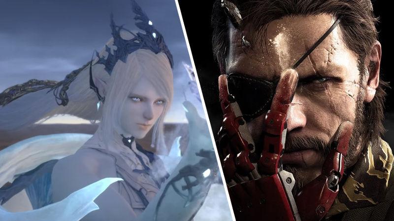 Final Fantasy y Metal Gear Solid no son tan importantes para PS5, dice analista