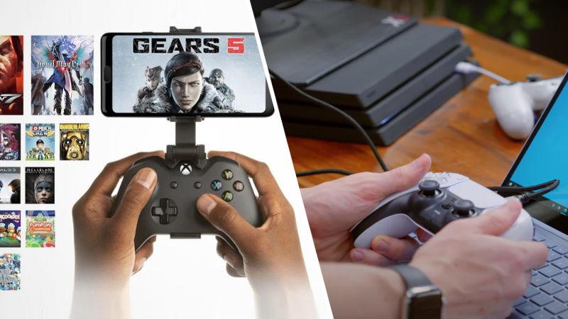 PS5: El DualSense funciona con el Project Xcloud de Microsoft