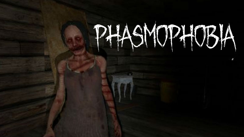 Phasmophobia-Steam