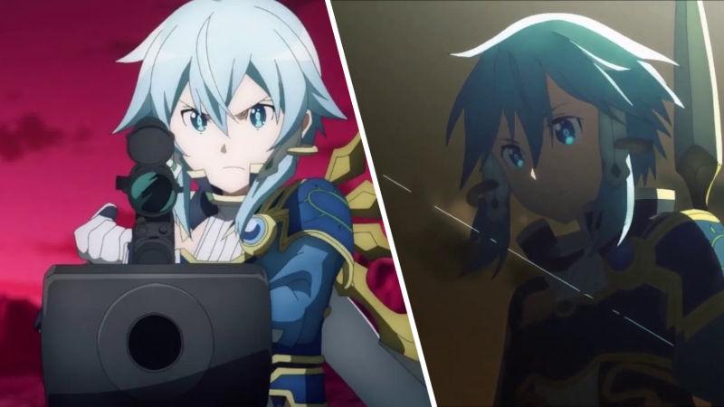 Sword Art Online: Sinon de Alicization está lista para live-action