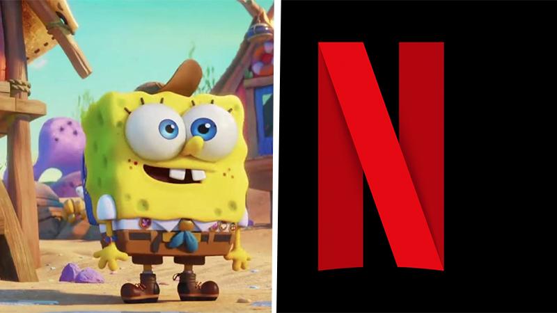 Fecha de estreno de Bob Esponja: Al rescate en Netflix