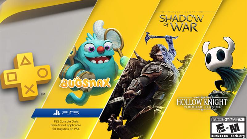 Se anuncian los juegos de PlayStation Plus de noviembre de 2020