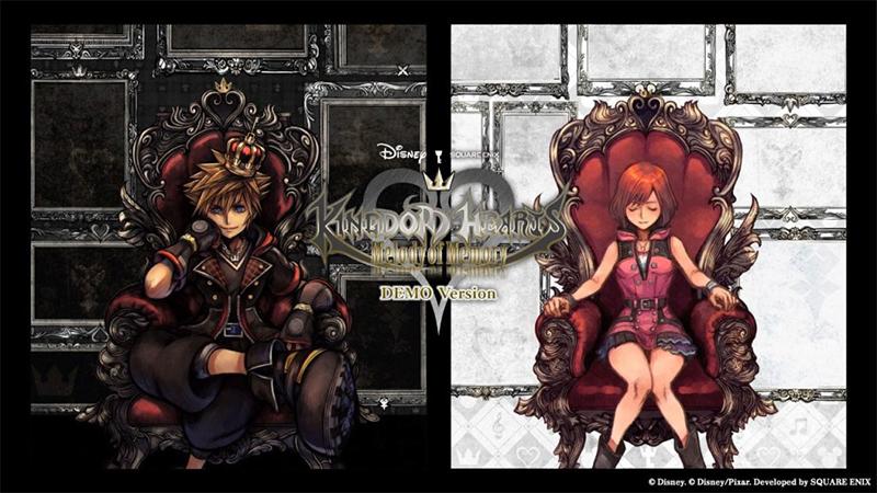Demo de Kingdom Hearts: Melody of Memory disponible