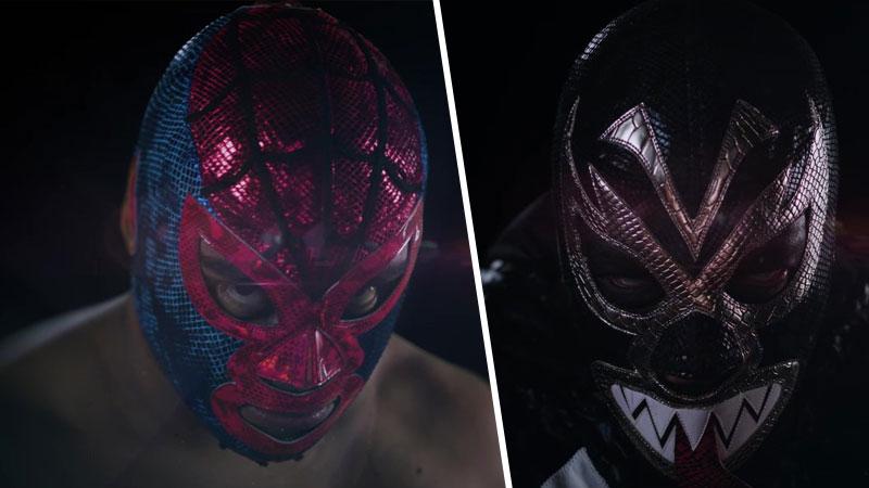 Lucha Libre AAA Marvel