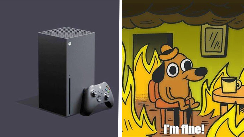 Se reporta que Xbox Series X sufre de problemas de sobre calentamiento
