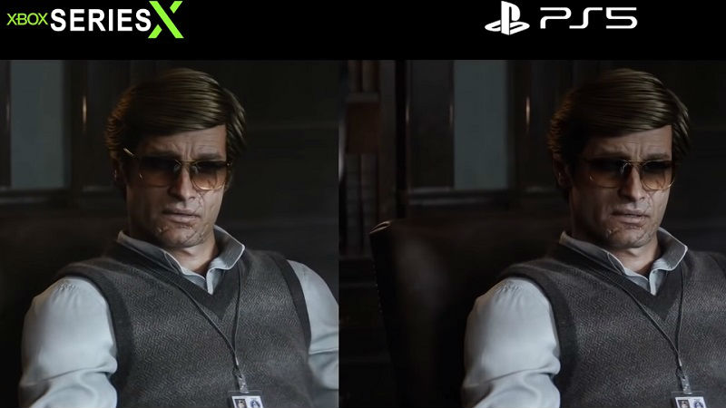 Comparacion COD PS5 Xbox Series X