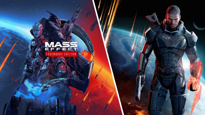 Mass Effect Legendary Edition anunciado por BioWare