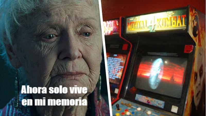 Arcades muerte