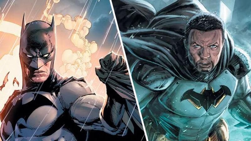 Un nuevo Batman afrodescendiente está en camino