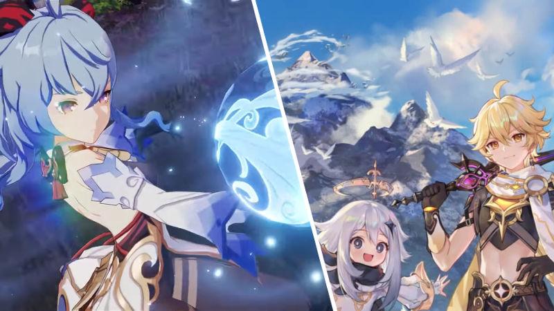 Conoce Dragonspine, lo nuevo de Genshin Impact