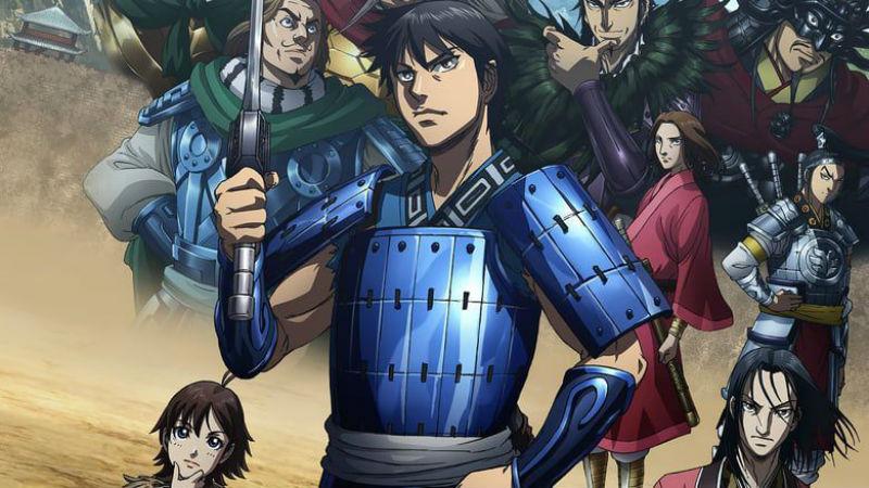 Kingdom-Anime