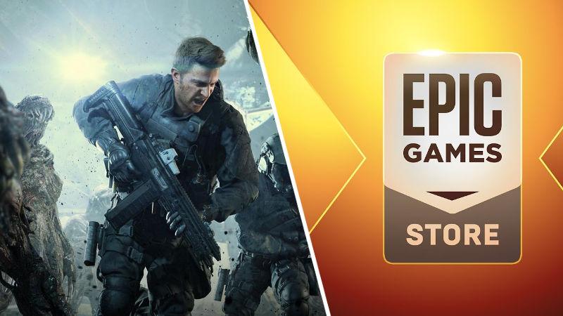 La lista filtrada de juegos gratis de Epic Games Store podría ser falsa