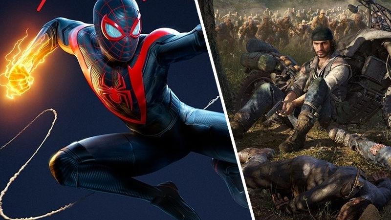 Spider-Man 2 y Days Gone 2 serán exclusivos de PS5