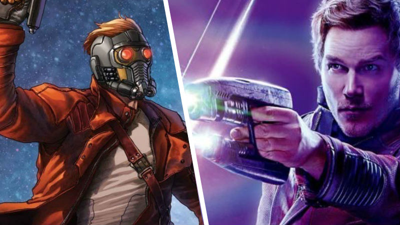 Marvel-Star-Lord
