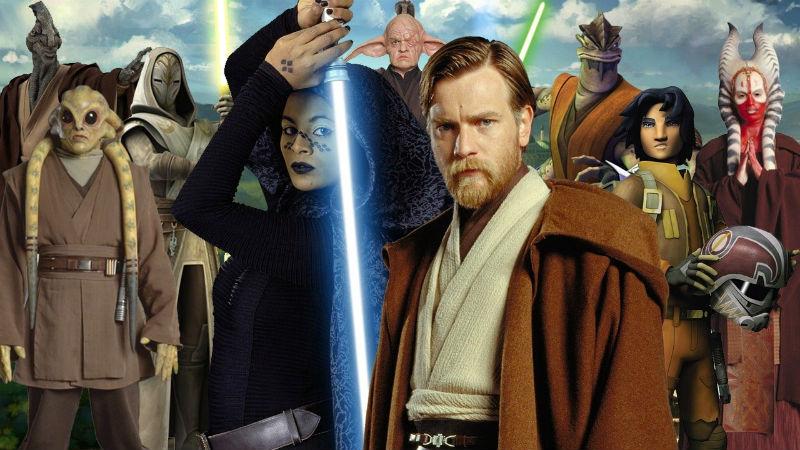 Jedis-Star-Wars