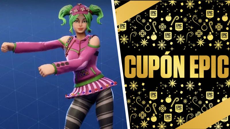 epic games, epic store, epic games store, cupón de regalo