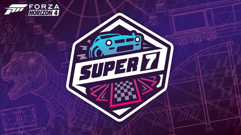 Forza Horizon 4 Super 7