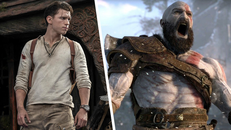 sony, sie, sony pictures, playstation, uncharted